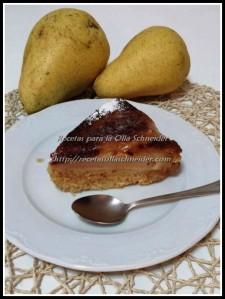 SCH  Pastel de pera